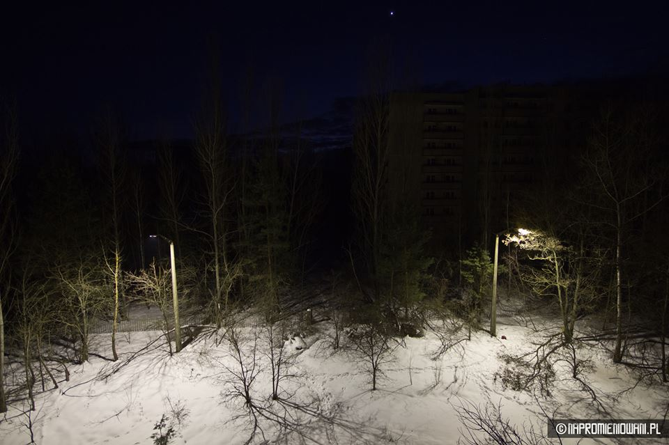 Жуткая красота: вПрипяти снова загорелся свет после 31 года темноты - Изображение 8