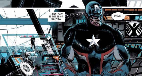 «Лучший суперзлодей»: все довольны предательством Капитана Америка - Изображение 1