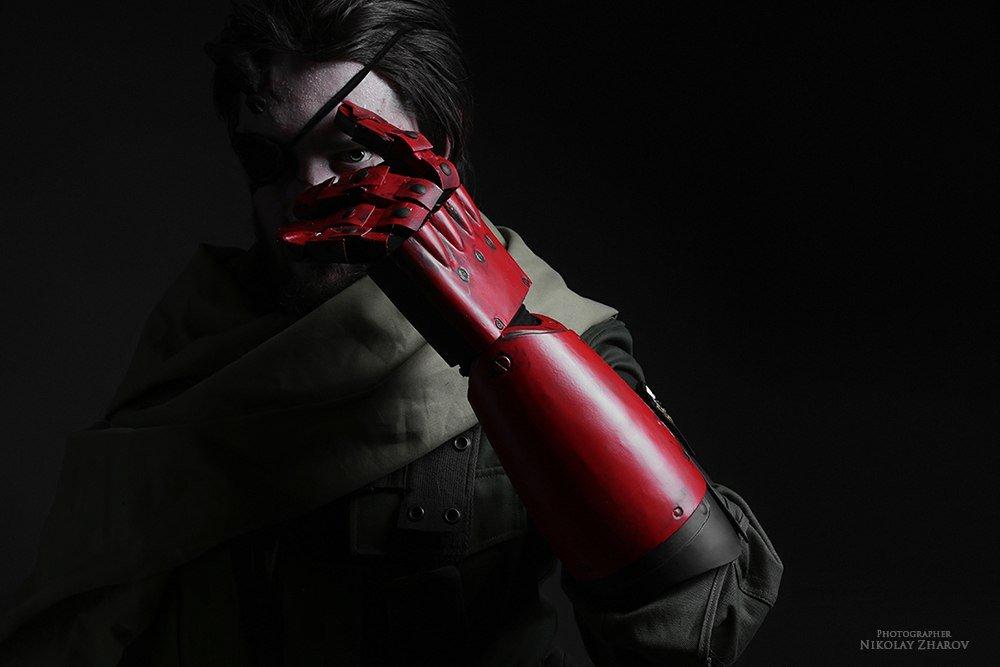 Косплей дня: Веном Снейк из Metal Gear Solid 5: The Phantom Pain - Изображение 1