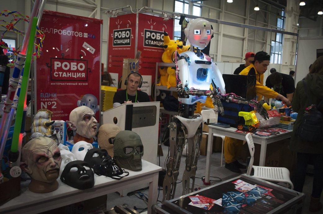 Фотоотчет с«ИгроМира» иComic Con Russia 2016. День3 - Изображение 9
