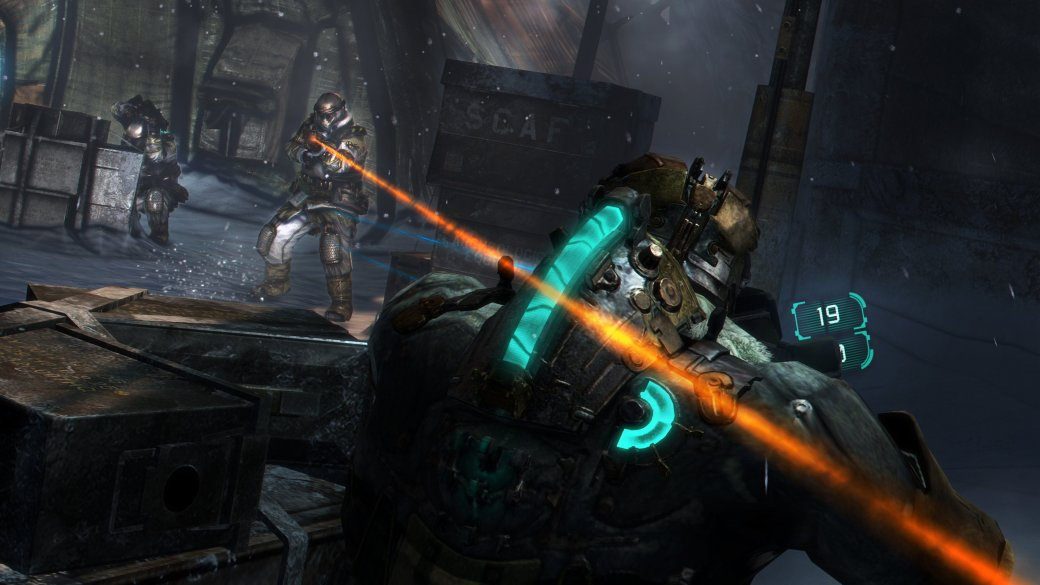 E3: Dead Space 3 - наши впечатления - Изображение 3
