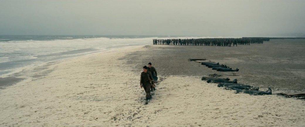 Рецензия на «Дюнкерк» Кристофера Нолана. - Изображение 4