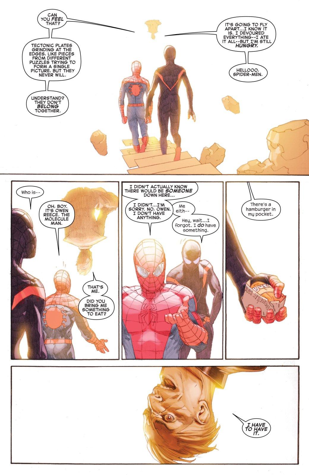 Майлзу Моралесу пришлось рассказать матери о том, что он Человек-паук - Изображение 7