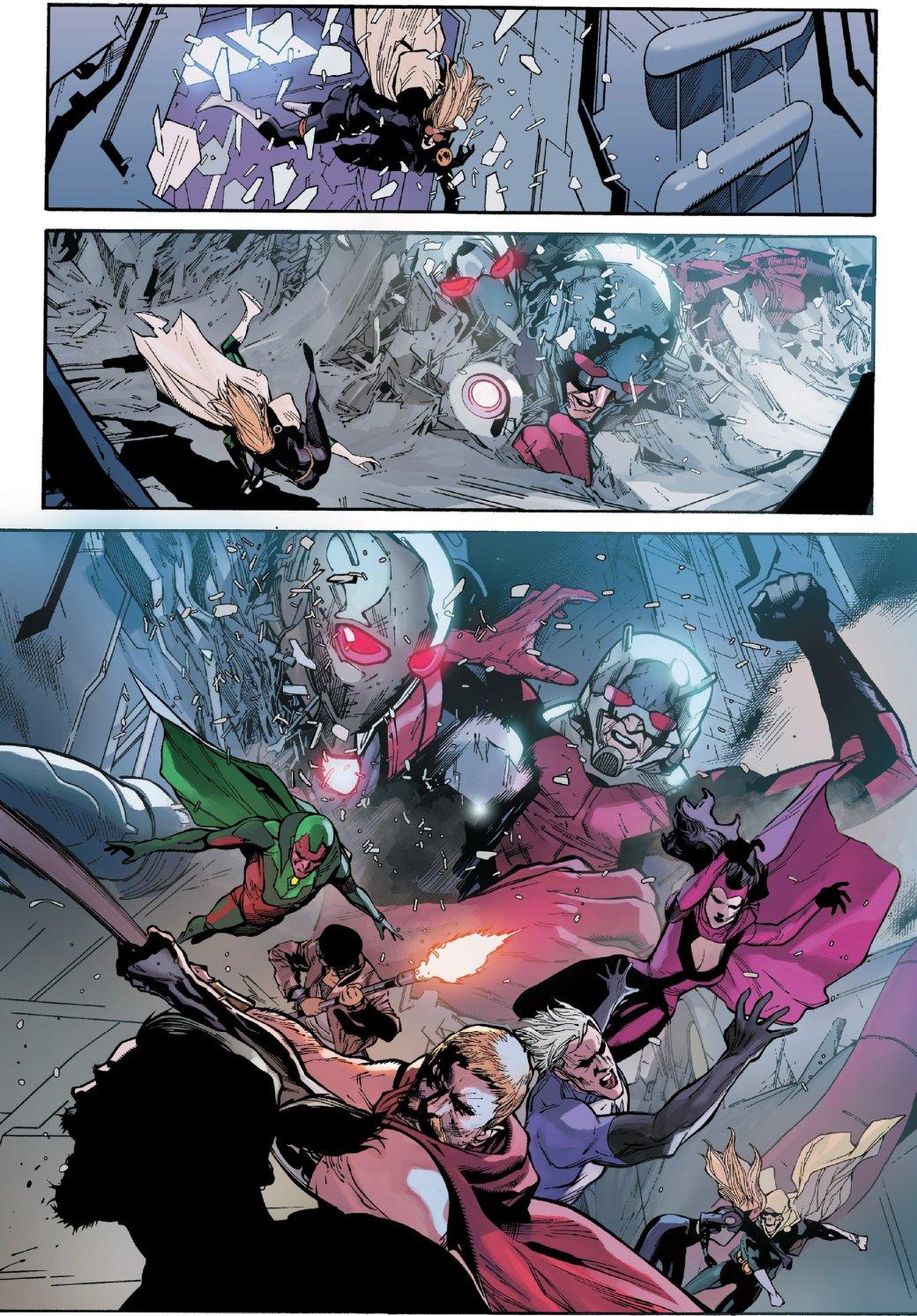 Secret Empire: противостоянию Стива Роджерса иТони Старка нет конца - Изображение 17