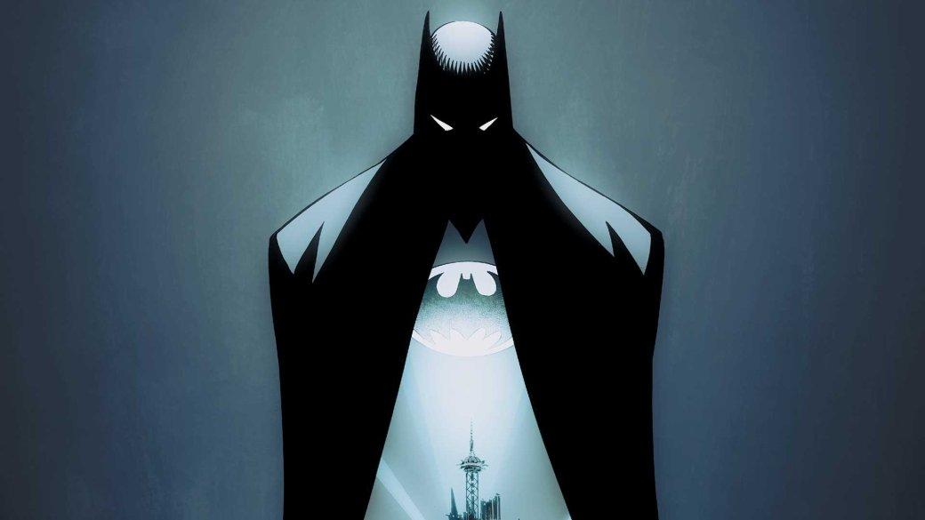 В подмосковных Химках объявился настоящий Бэтмен - Изображение 1