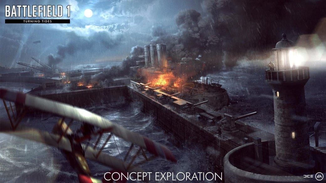 Во имя царя! DICE анонсировала четыре DLC для Battlefield 1 - Изображение 3