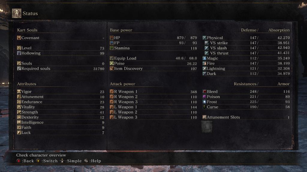 Стример прошел Dark Souls 3 спомощью руля отWii - Изображение 4