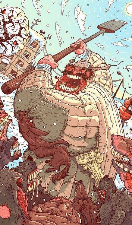 «Русских комиксов как группы не существует» - Изображение 6