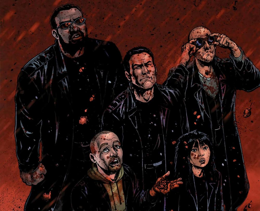 Авторы «Проповедника» взялись за супергеройский комикс Гарта Энниса - Изображение 1