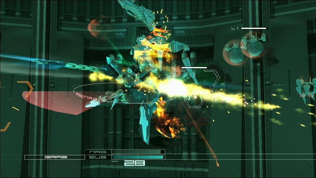 Рецензия на Zone of the Enders HD Collection - Изображение 7