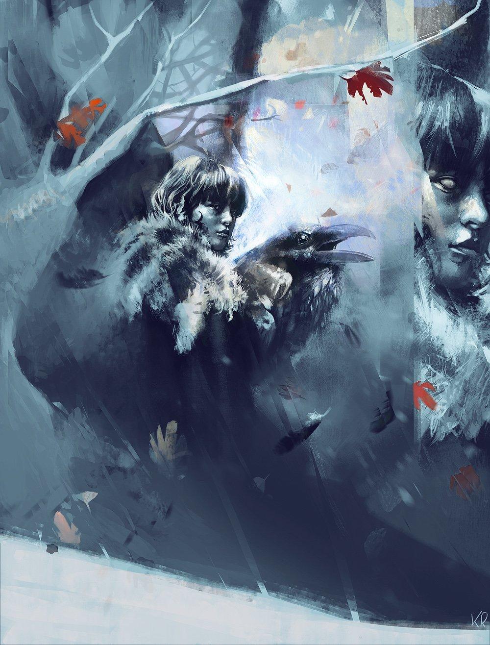 Лучший арт по «Игре Престолов» - Изображение 48