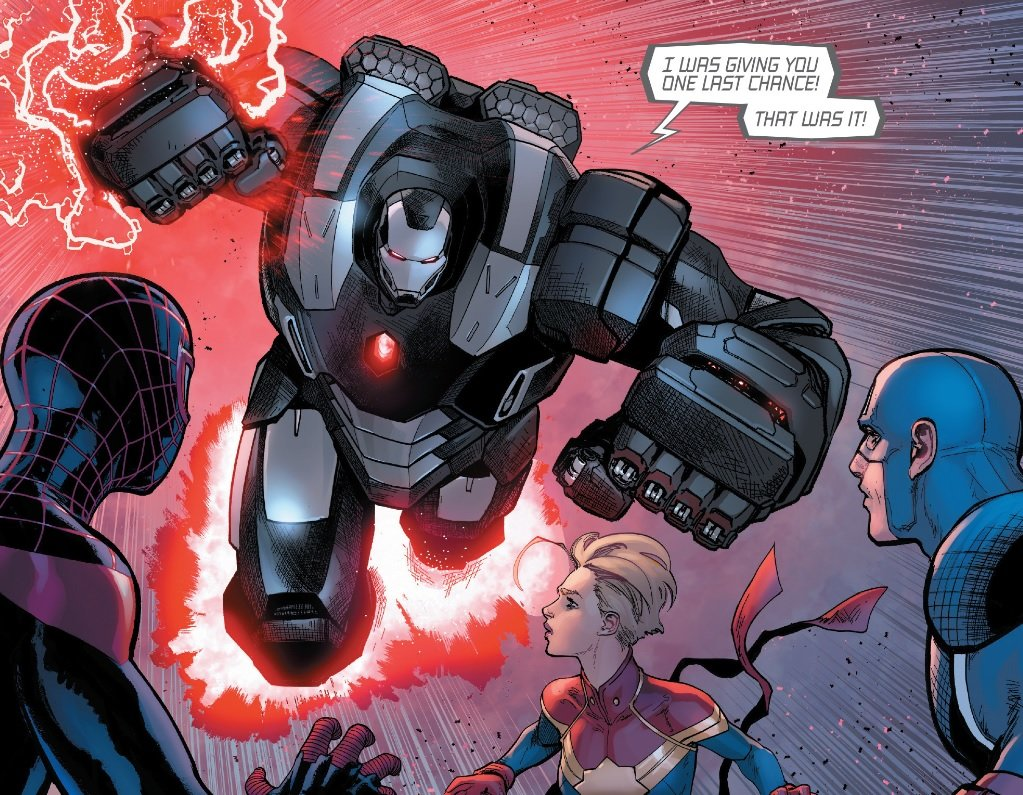 Marvel убила Железного человека в новом выпуске Civil WarII? - Изображение 1