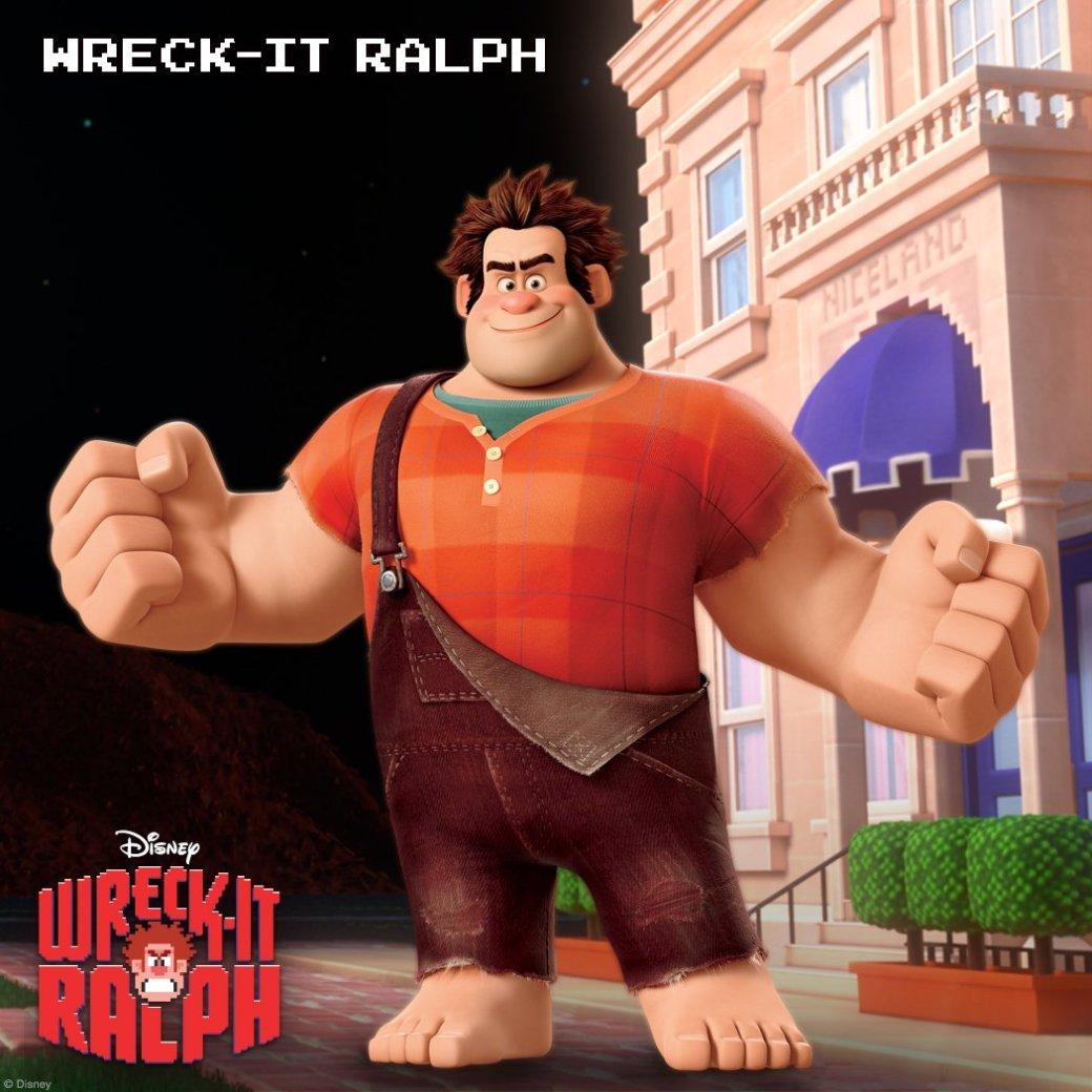 Режиссер «Ральфа 2» рассказал о героях и играх мультфильма - Изображение 1