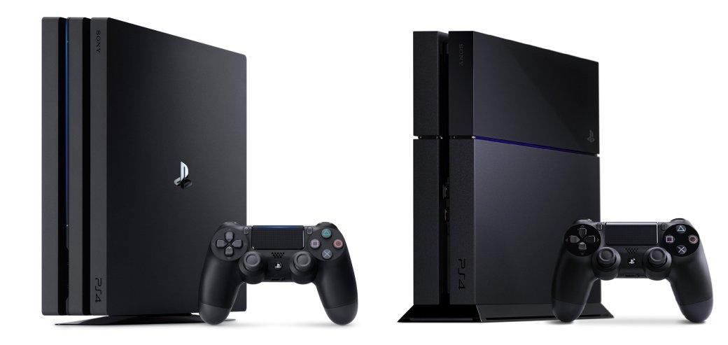 Чем PS4 Pro отличается отPS4. - Изображение 1