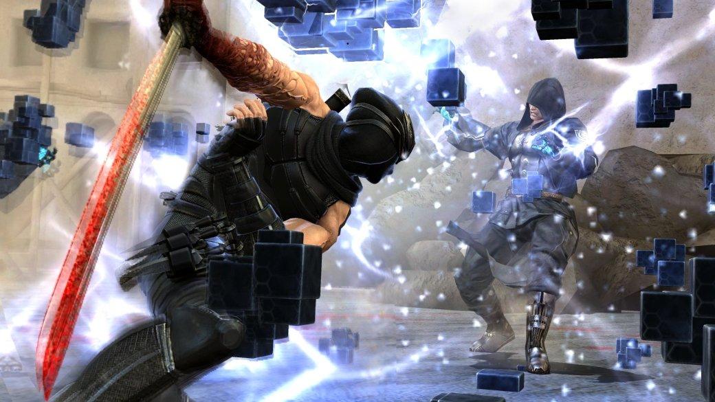Упадок и обнищание: рецензия на Ninja Gaiden 3 - Изображение 1