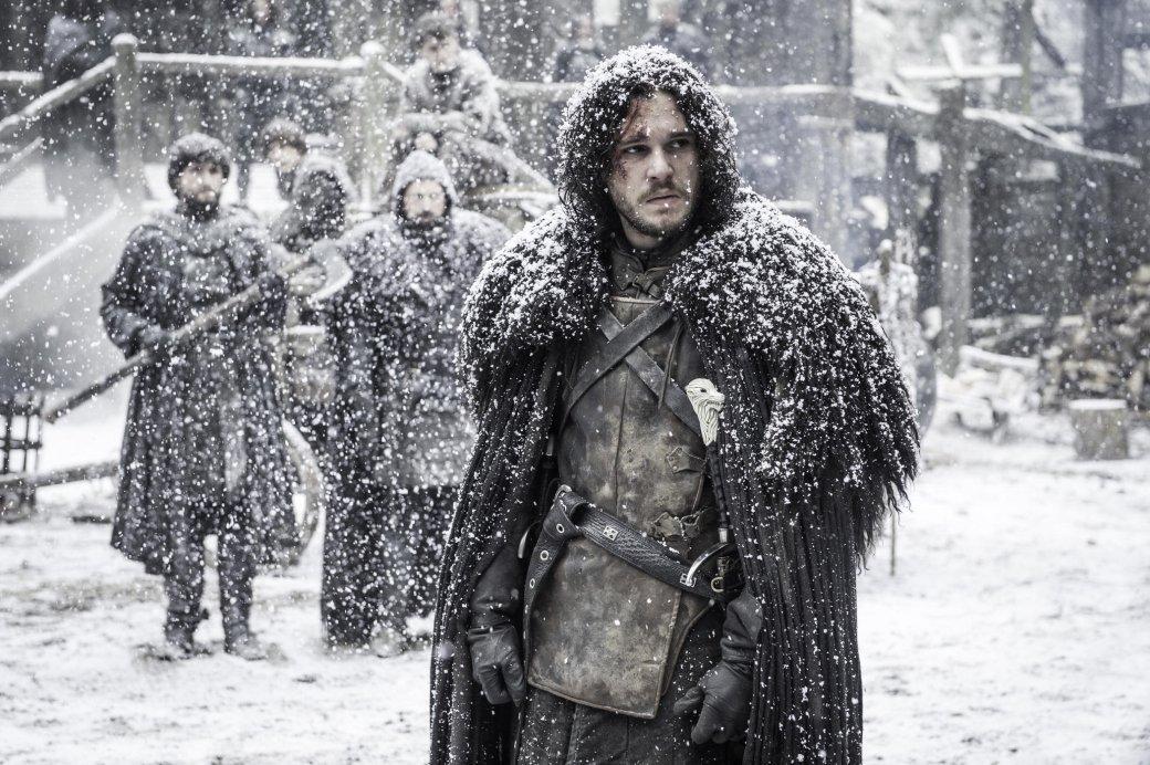 Седьмой сезон «Игры престолов» откладывается из-за хорошей погоды - Изображение 1