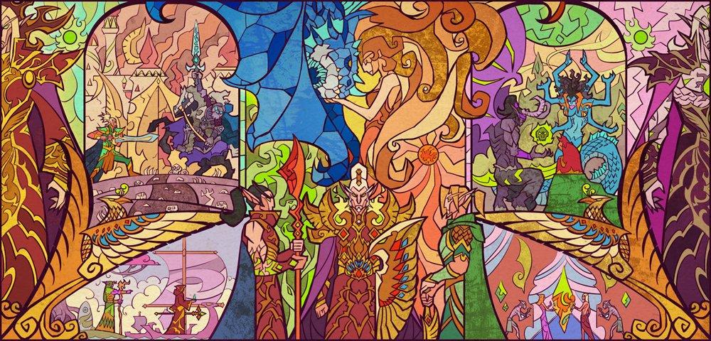 История мира Warcraft. - Изображение 5