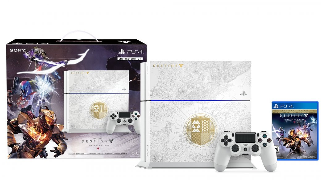 Конкурс по Destiny: выиграй PS4 Limited Edition и другие призы - Изображение 3
