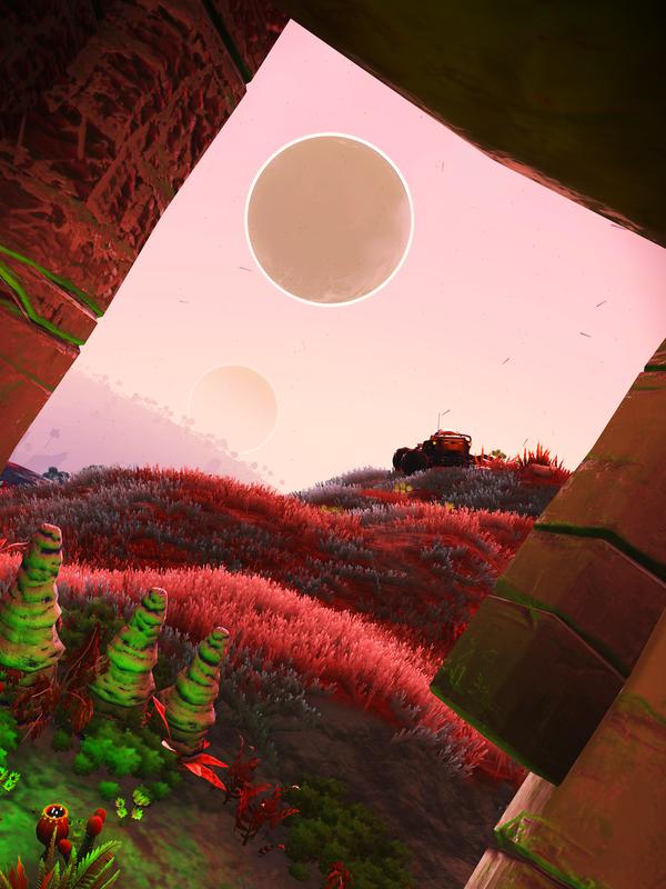 Коллекция потрясающих скриншотов NoMan's Sky, созданных вфоторежиме - Изображение 51