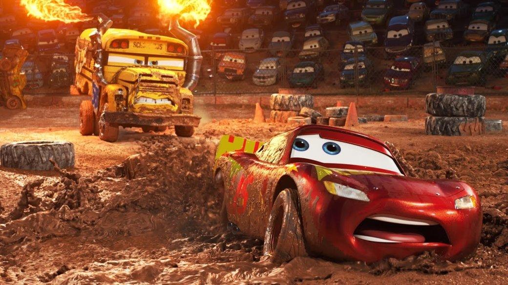 Рецензия на «Тачки 3» Pixar. - Изображение 8