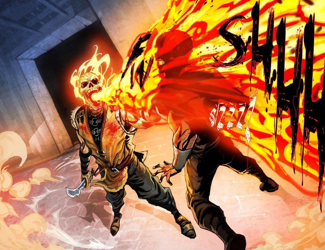 Что мы узнали о Mortal Kombat X из трейлера и комиксов - Изображение 1
