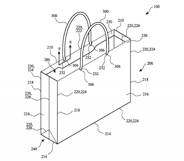 Apple запатентовала революционный ПАКЕТ - Изображение 2