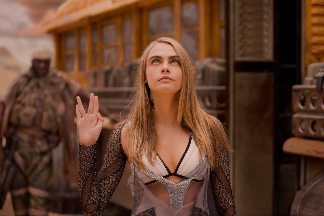Рецензия Трофимова на«Валериан и город тысячи планет». - Изображение 6