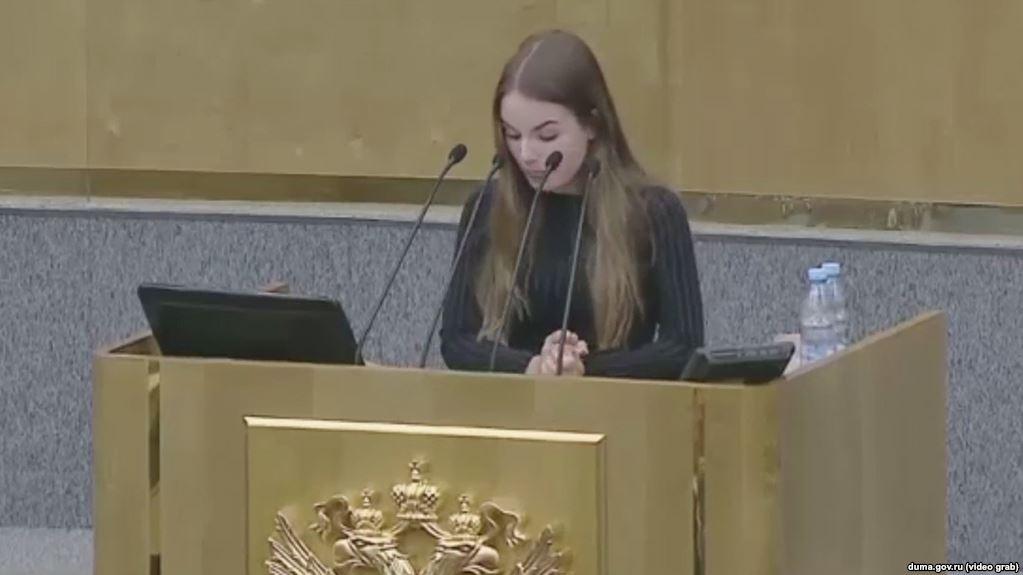 «Соколовский— идиот»: адовые цитаты изречи Саши Спилберг вГосдуме - Изображение 3