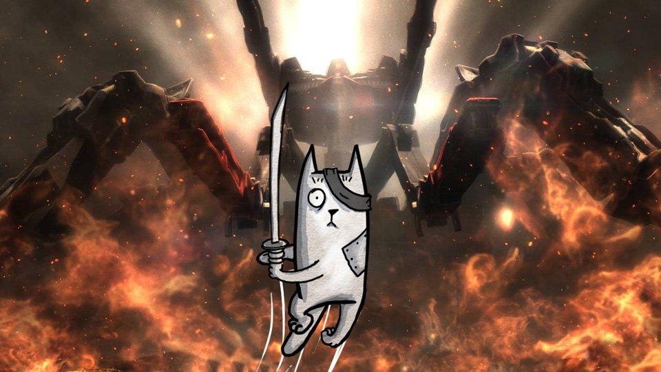 Metal Gear Polosaty: Revengenance - Изображение 1