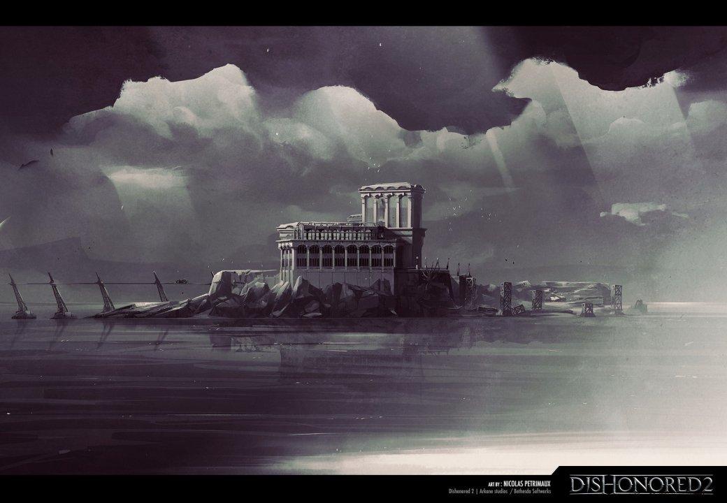 Потрясающие концепт-арты Dishonored 2 отхудожника игры - Изображение 13