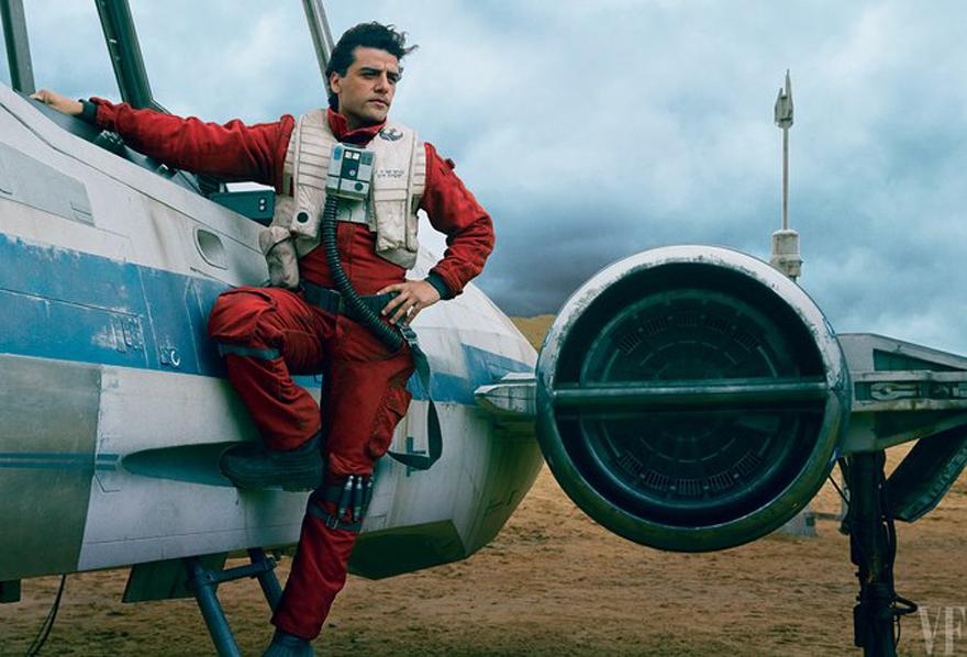 Свежие фотографии старых и новых героев «Звездных войн» - Изображение 7