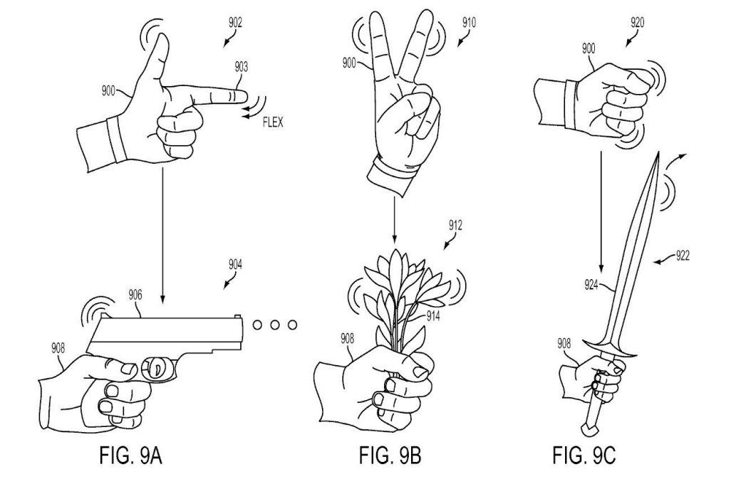 Sony готовит перчатку для виртуальной реальности. - Изображение 2