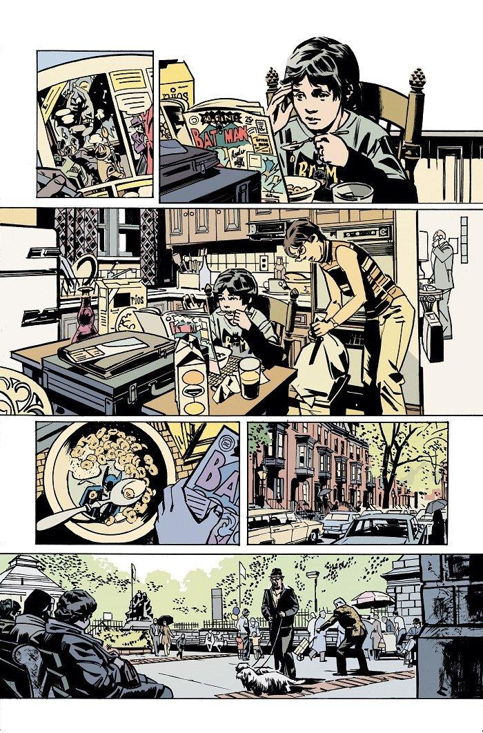 DCвыпустит комикс оребенке, повторившем судьбу Бэтмена. - Изображение 2