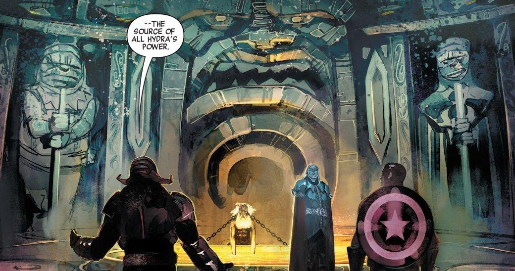 Почему изКапитана Америка получился отличный суперзлодей? - Изображение 15