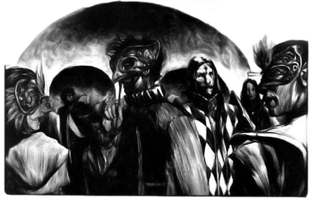 World of Darkness: №1,5. Как вычислить вампира. - Изображение 2