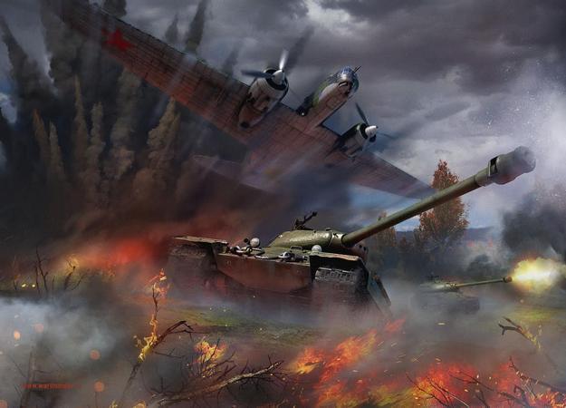 В War Thunder появился кооперативный режим «Штурм» - Изображение 1