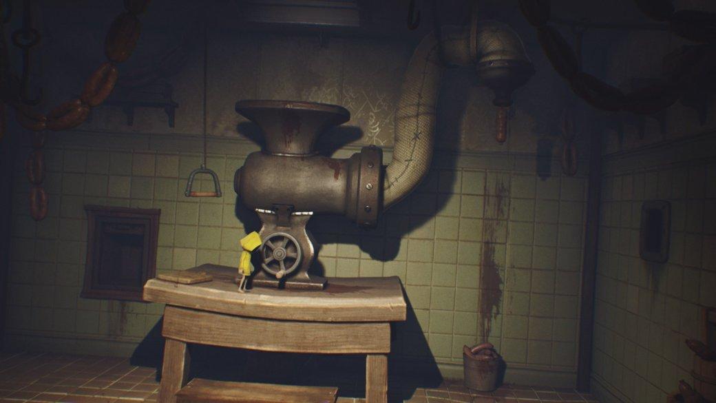 Рецензия на Little Nightmares. Обзор игры - Изображение 7
