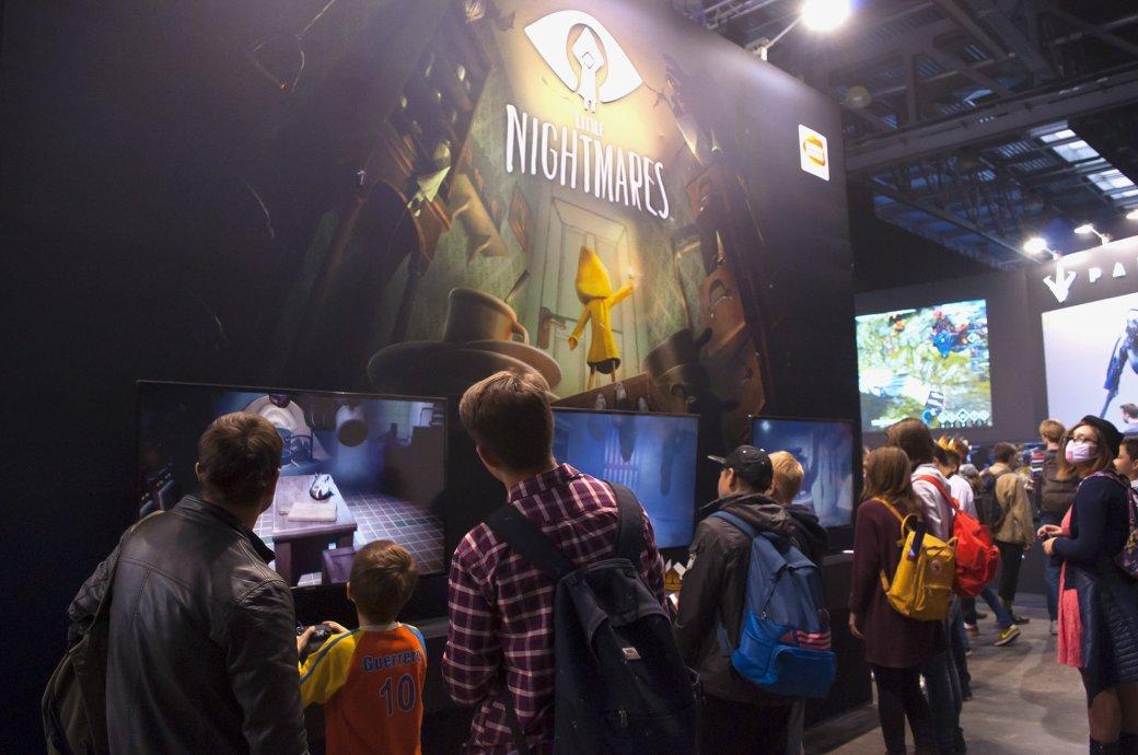 Фотоотчет с«ИгроМира» иComic Con Russia 2016. День3 - Изображение 10