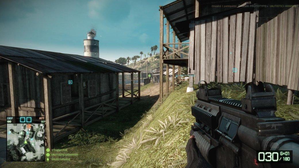 От Battlefield 2 к Battlefield 3. Часть вторая - Изображение 6