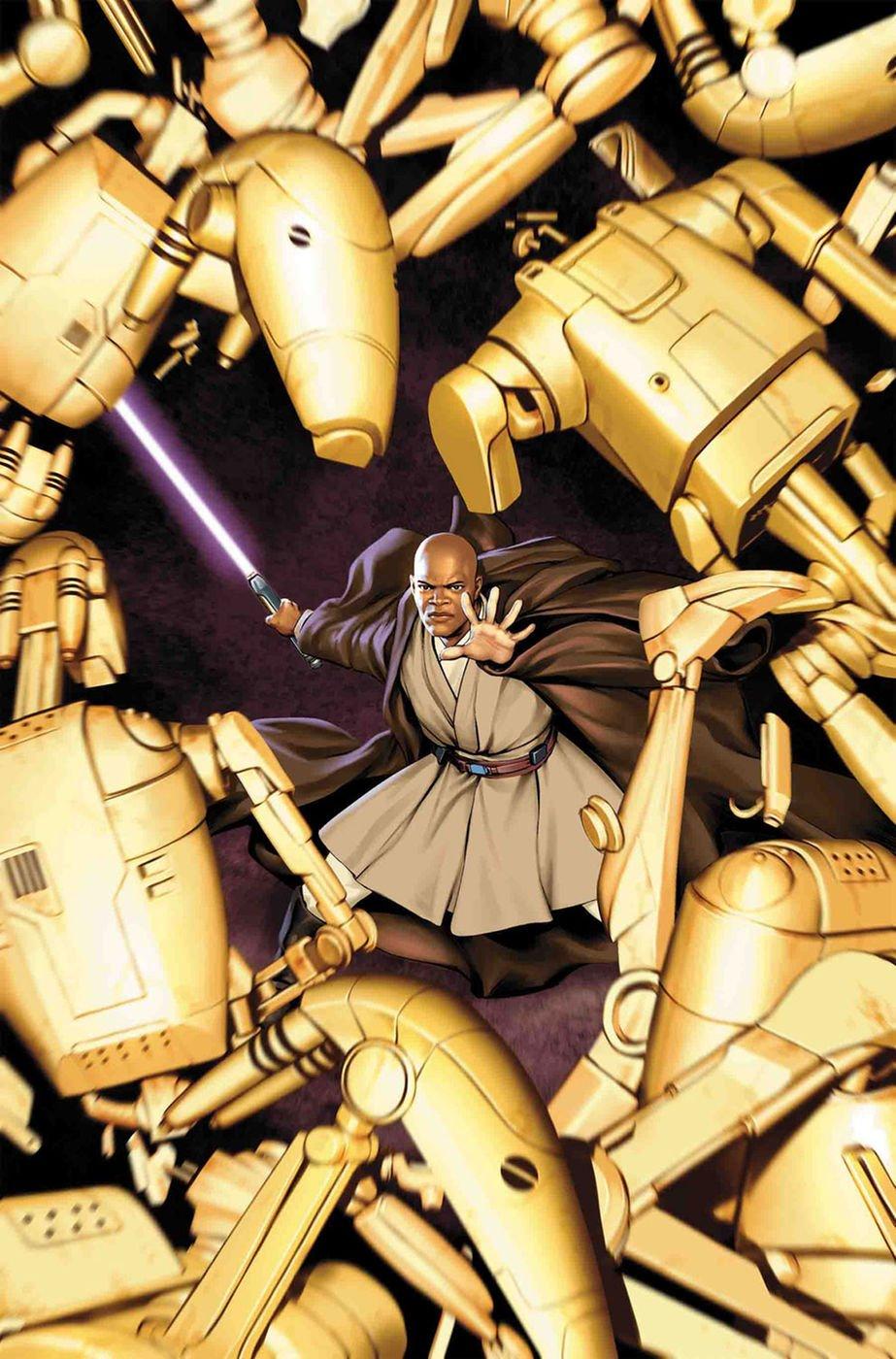 Marvel развивает вселенную Star Wars: новый комикс о Мейсе Винду - Изображение 1