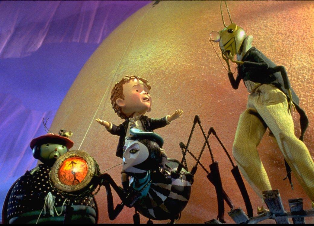 Режиссер «Бондов» экранизирует сказку «Джеймс и гигантский персик» - Изображение 1