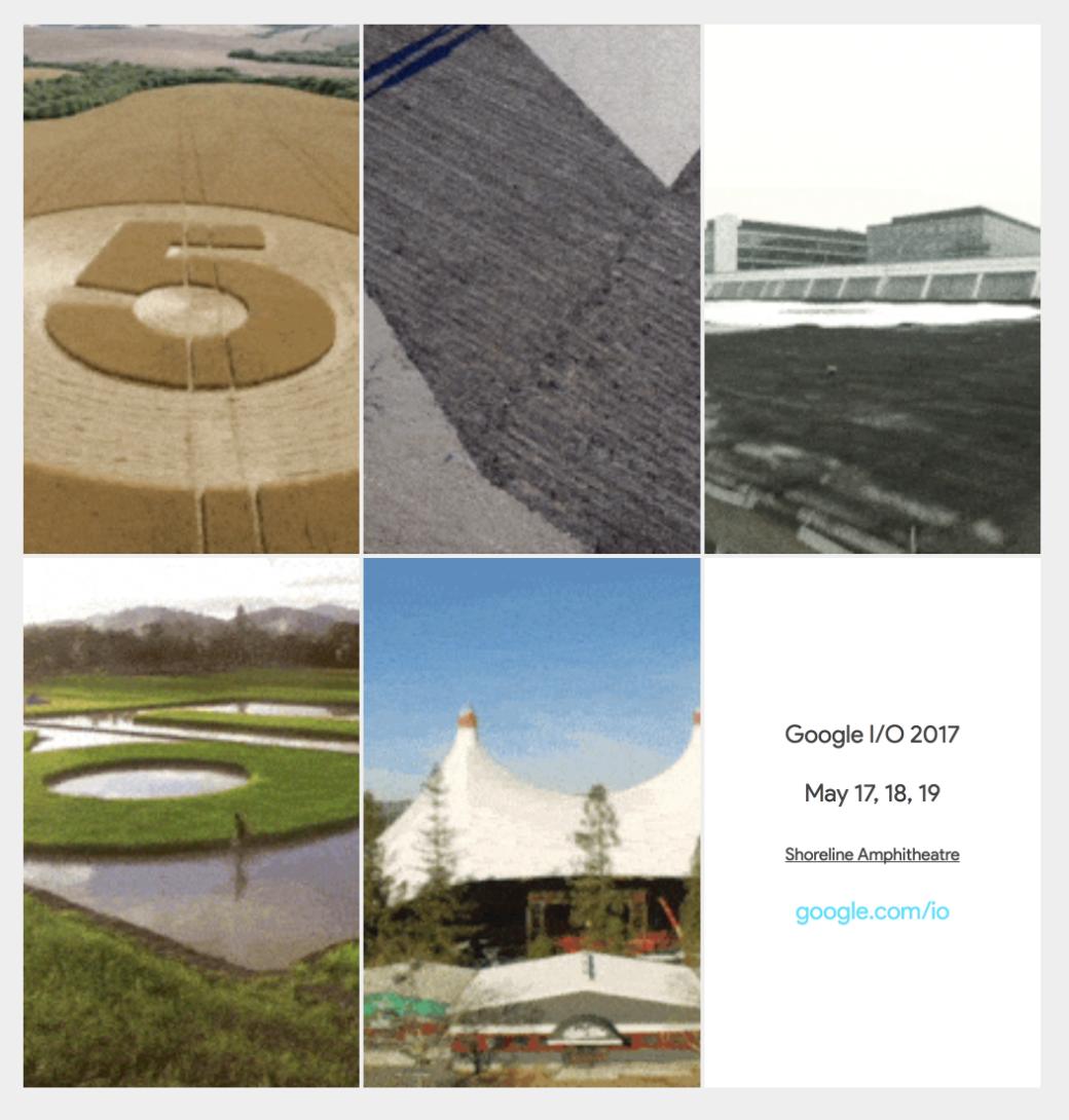 Google I/O 2017— Что? Где? Когда?