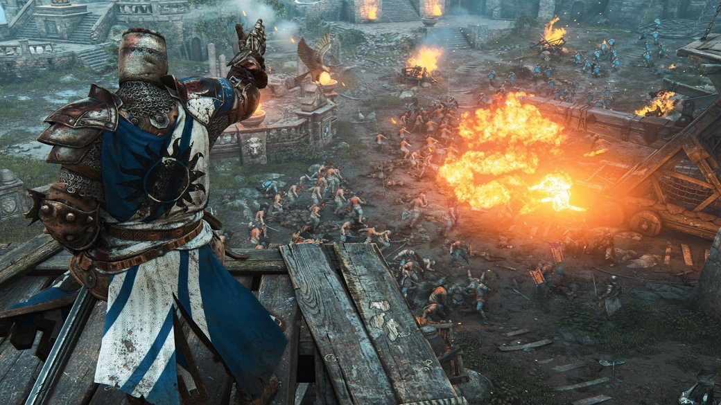 Гайд: тактика игры завсех персонажей For Honor. - Изображение 20