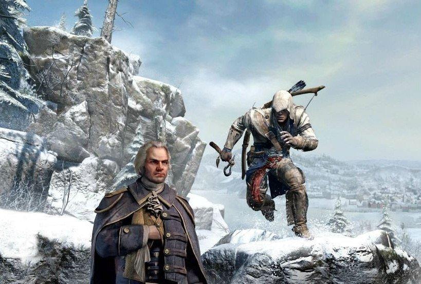 Первые кадры Assassin's Creed III были выложены в Сеть. - Изображение 3