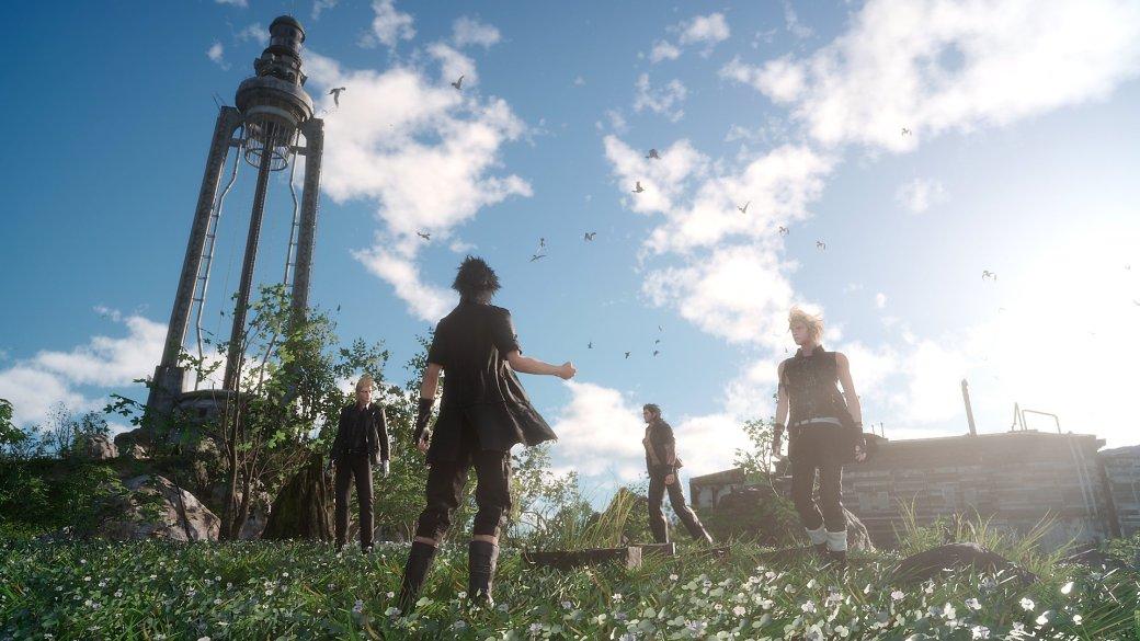Разработчики Final Fantasy 15 отчитались о проделанной работе - Изображение 1