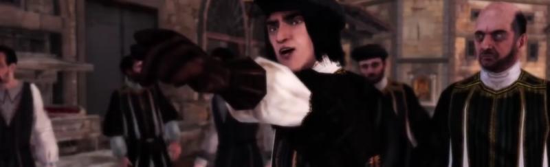 Лучшие шутки о баге с лицом персонажа в ремастере Assassin's Creed 2. - Изображение 2