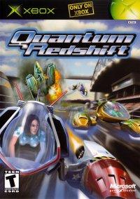 Quantum Redshift – фото обложки игры