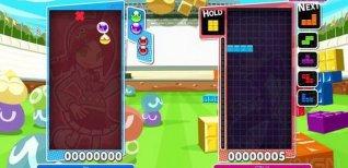 Puyo Puyo Tetris. Анонс для Nintendo Switch