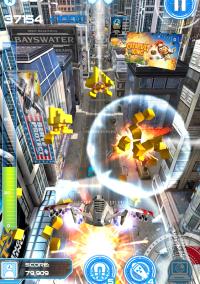 Jet Run: City Defender – фото обложки игры