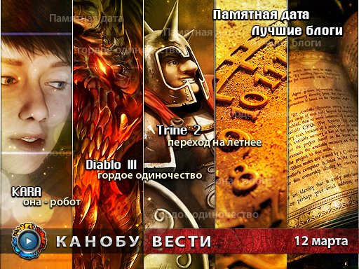 Канобу-вести (12.03.12)